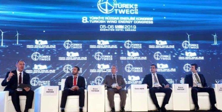 8.Türkiye Rüzgar Enerjisi Kongresi TÜREK 2019 tamamlandı