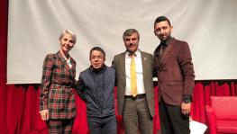 Halil Mutlu: 'Bir gün federasyon başkanı olacağım'