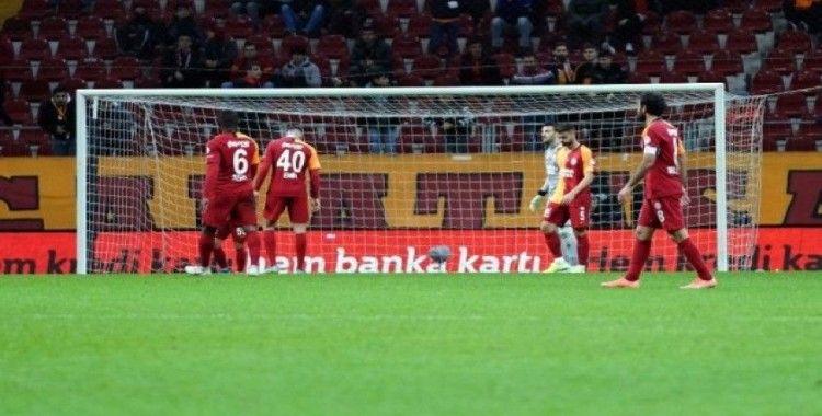 Galatasaray: 0 - Tuzlaspor: 2