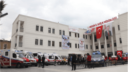 112 Acil Sağlık Hizmetlerinin kuruluşunun 25. yılı kutlandı
