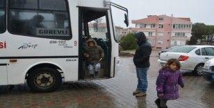 Ayvalık'ta 29 düzensiz göçmen Sahil Güvenlik ekiplerince kurtarıldı