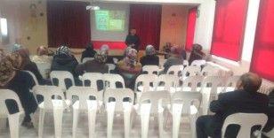 Hisarcık'ta veli iletişim semineri