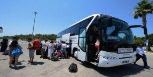 MUTTAŞ Muğla'nın 3 katı yolcu taşıdı