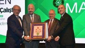 III. Maden Çalıştayı İzmir'de gerçekleşti, Dünyadaki 90 çeşit madenin 77'si Türkiye'de