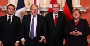 Suriye konulu Dörtlü Zirve sonrası açıklama