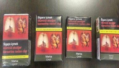 Sigara paketlerinde yeni düzenleme