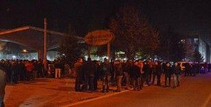 İYİ Parti standına saldırı olayında gözaltına alınan şahıs serbest bırakıldı