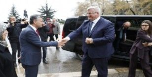Ukrayna Ankara Büyükelçisi Zonguldak'ta