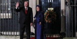 Cumhurbaşkanı Erdoğan, liderler gayriresmi akşam yemeğine katıldı