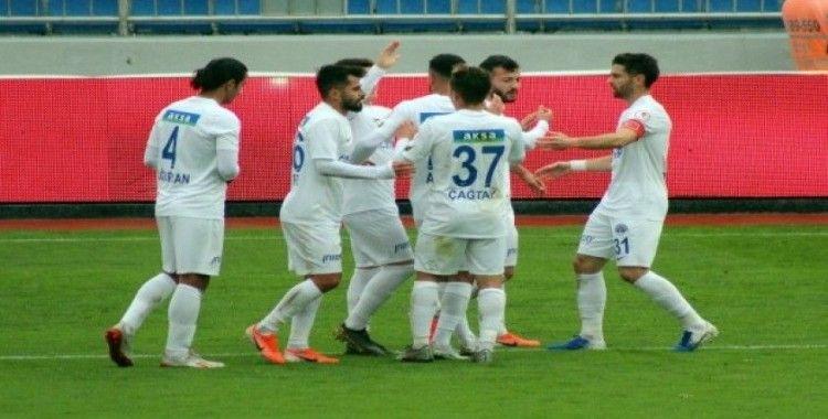 Ziraat Türkiye Kupası: Kasımpaşa: 2 - Van Spor Futbol Kulübü: 1 (İlk yarı)
