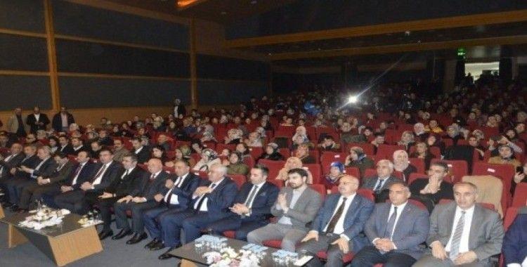 Erzurum'da 3 Aralık Dünya Engelliler günü etkinlikleri