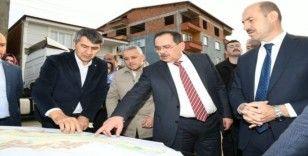 """Başkan Demir: """"Terme yeni bir kimlik kazanacak"""""""