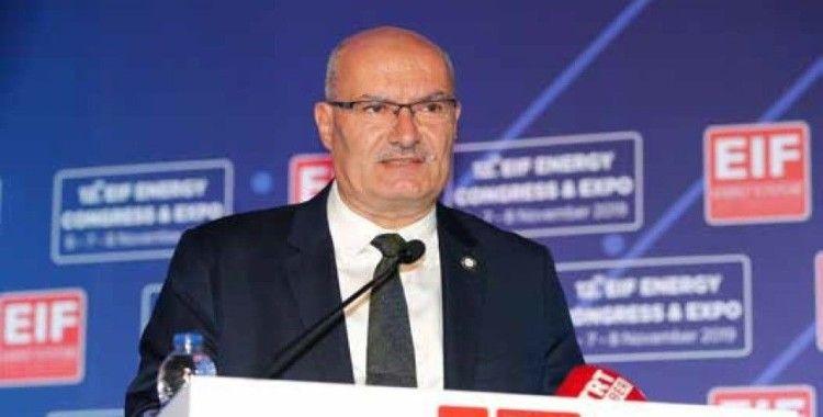 Ankara Ticaret Odası (ATO) Başkanı Gürsel Baran: 'Yerli ve milli kaynaklara öncelik verilmesini destekliyoruz'
