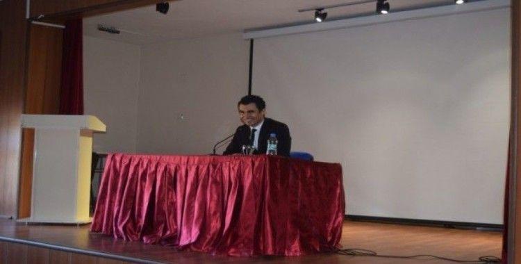 """Susuz'da """"Muhtarlar ve Halk Günü"""" toplantısı yapıldı"""