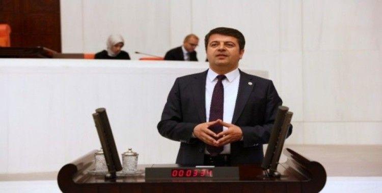 Milletvekili Tutdere, sulama ve tütün sorununu meclise taşıdı