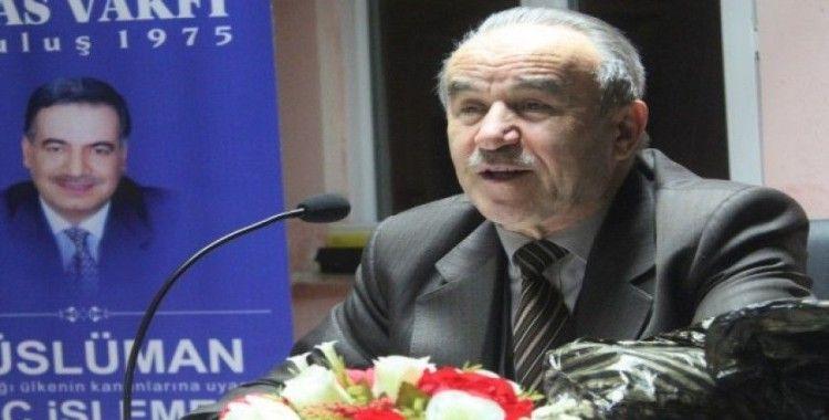 """Prof. Dr. Ramazan Ayvallı: """"İnsanlığın doğru rehberlere ihtiyacı var"""""""