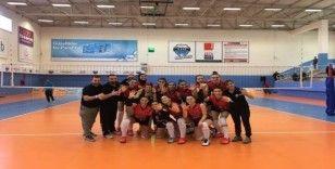 OSB Teknik Koleji ve Atletikspor Antrenörü Harun Şahin