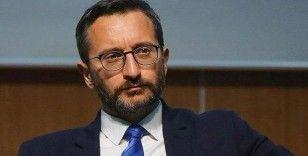 İletişim Başkanı Altun: 'Türkiye'nin sınırları, NATO'nun sınırlarıdır'