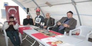 HDP önündeki ailelerin evlat nöbeti 94'üncü gününde