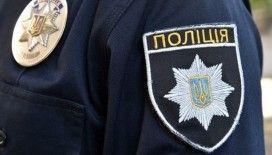 Ukrayna polisi Türk tır şoförüne silah çekti