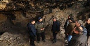 Vali Kaldırım, Baskil'i ziyaret etti kanyonları inceledi