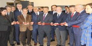 Samsun'da İlk Adımdan Kuruluşa Milli Mücadele Sergisi açıldı