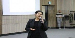 SAÜ'de 'Stres ve Çatışma Yönetimi' konuşuldu