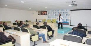 Tuşba Belediyesinden hükümlülere mesleki eğitim