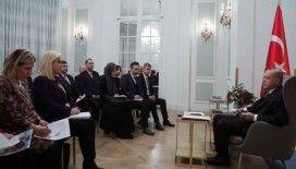 Erdoğan'dan NATO'ya: 'Baltık Planı'na evet dedik ama...'
