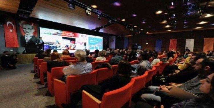 AGÜ'de Connect for Creativity Projesi Uluslararası Konferansı