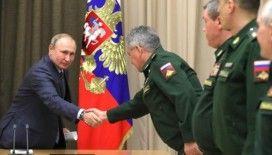 Putin: 'Rusya sadece füze atmakla ilgilenmiyor'