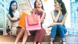 Alışverişte En Çok Çinli Turist Harcıyor