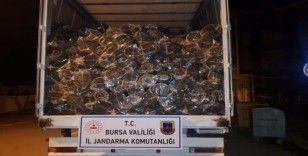 TSK için üretilen nano teknoloji kamuflaj kıyafetlerini çalan hırsızlar jandarma ve MİT'in operasyonuyla yakalandı