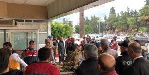 Amanoslar'da EYP patladı: 3 asker yaralı