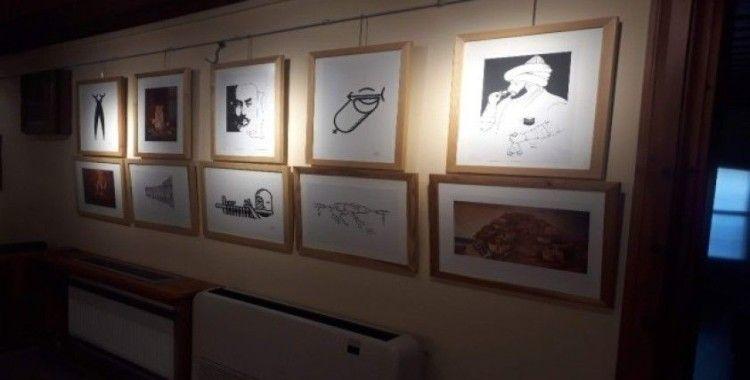 Karma Karikatür Sergisi aralık ayı boyunca sanat severleri ağırlıyor