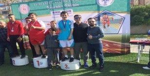 Isparta ASP Gençlik ve Spor Kulübü 'Engelleri' başarı ile aşıyor