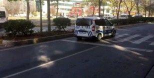 (Özel) Polis ekiplerinin davranışı takdir topladı