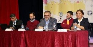 """Erzincan'da """"Göç, Göçmenler Algılar ve Gerçekler"""" adlı konferans düzenlendi"""