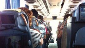 Otobüs yolculuğuna ilgi artıyor
