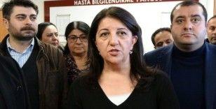 Pervin Buldan'dan, Demirtaş ailesinin sağlık durumuyla ilgili açıklama