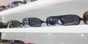 Kışın da güneş gözlüğü tavsiyesi