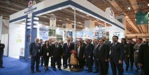 Denizli 13. Uluslararası Travel Turkey fuarında tanıtıldı