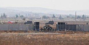 Rusya ve Türkiye'nin 14. ortak devriyesi Suriye'de gerçekleştirildi