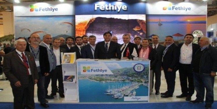 Travel Turkey İzmir Fuarında Fethiye rüzgarı