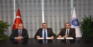 """""""Mentörlük Eğitimi İşbirliği"""" protokolü imzalandı"""