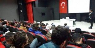 Domaniç Hayme Ana MYO'da 'Katılım Bankacılığı' konferansı