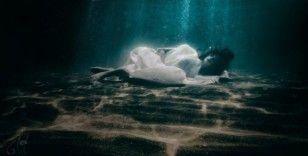 'Suya yazılı düşler' sergisi açıldı