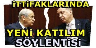 Cumhur İttifakı'na  bir parti daha mı ekleniyor?