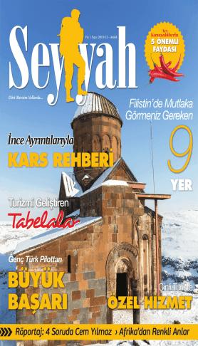 Seyyah - Aralık 2019