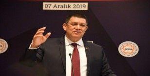 """AESOB Başkanı Dere: """"2020 yılında eğitimlerimiz hızlı ve yoğun şekilde devam edecek"""""""